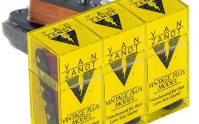 Test micros Van Zandt Vintage Plus 1/4