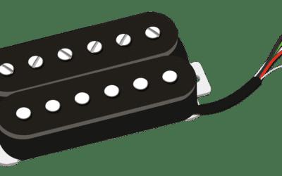 Micro Humbucker – Code Couleur
