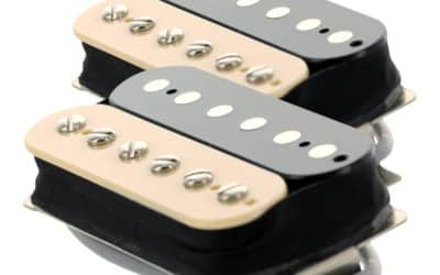 Test Micro humbucker Guitar N' Blues