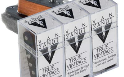 Test micros Van Zandt 3/4 True Vintage