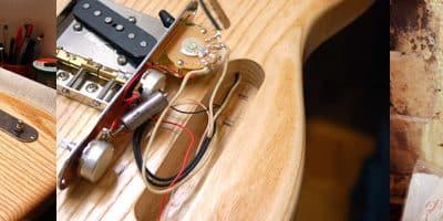 Guitare Telecaster par Feloks