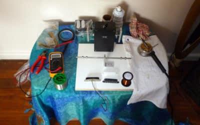 Ronan bobine un micro Stratocaster