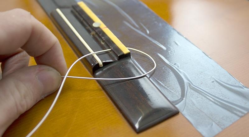 passage corde grave cordier guitare classique